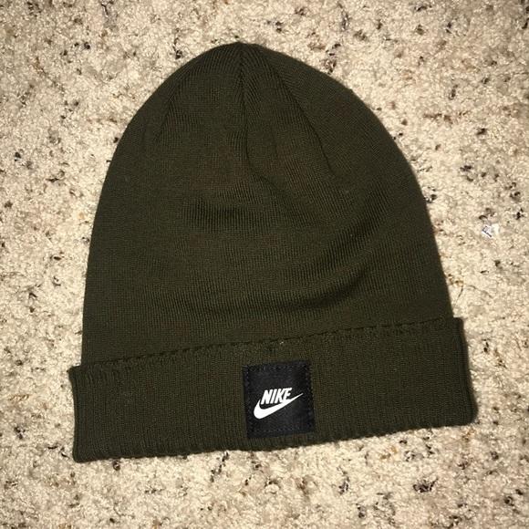 Olive Green Nike Hat  4f8a3347776